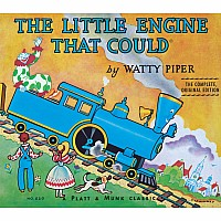 The Little Engine That Could: The Complete, Original Edition Hardcover