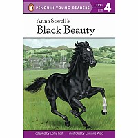 Anna Sewell's Black Beauty Reader Level 4