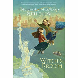 A Matter-of-Fact Magic Book: Witch's Broom