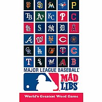 MLB Mad Libs