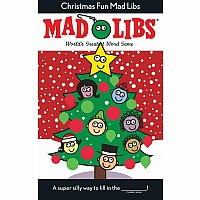 Christmas Fun Mad Libs