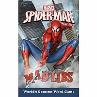 Marvel's Spider-Man Mad Libs