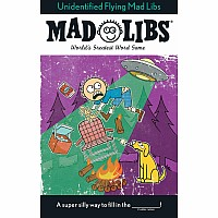 Unidentified Flying Mad Libs
