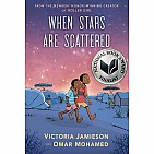 When Stars Are Scattered hardback