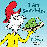 I Am Sam-I-Am - Board Book