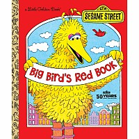 Big Bird's Red Book (Sesame Street)