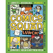 Comics Squad #2: Lunch!