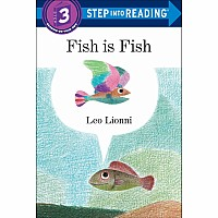 FISH IS FISH  Reader Book