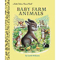 Baby Farm Animals - Board Book