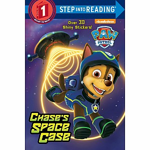 Step Into Reading- Chase's Space Case