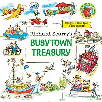 Richard Scarry's Busytown Treasury - Hardcover