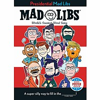 Presidential Mad Libs: POTUS Poster Edition