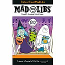 Trick or Treat Mad Libs