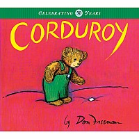 Corduroy Hard Cover