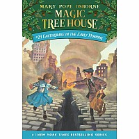 Magic Tree House: Earthquake in the Early Morning