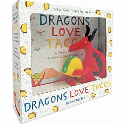 Dragons Love Tacos Book and Toy Set