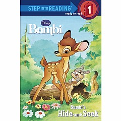 Bambi's Hide-and-Seek (Disney Bambi)