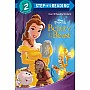 Beauty and the Beast Deluxe Step into Reading (Disney Beauty and the Beast)