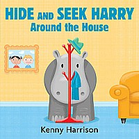 Hide and Seek Harry Around the House - Kenny Harrison