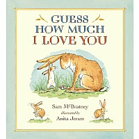 Guess How Much I Love You - Hard Cover Book