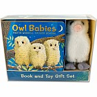 Owl Babies Board Book and Toy Gift Set