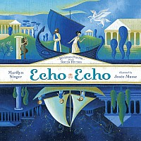 Echo Echo Poems Myths Book