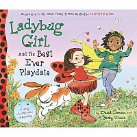 Ladybug Girl Best Ever Playdate Book