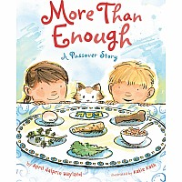 More Than Enough Passover Story Book