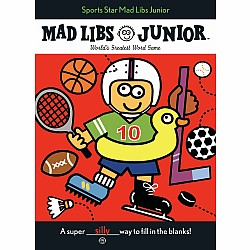 Sports Star Mad Libs Junior