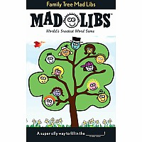 Family Tree Mad Libs