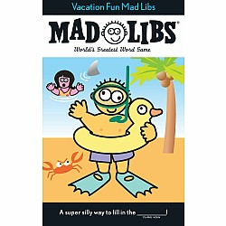 Vacation Fun Mad Libs