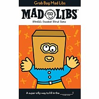 Grab Bag Mad Libs
