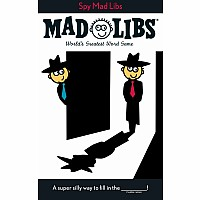 Spy Mad Libs