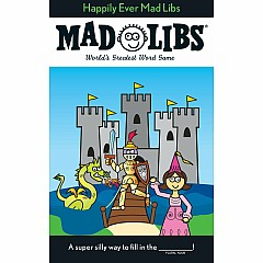 Happily Ever Mad Libs