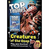 Top Trumps Creatures of the Deep