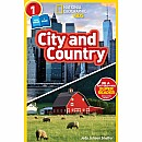 National Geographic Readers: City/Country (Level 1 Co-reader)