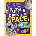 National Geographic Kids Puzzle Book: Space