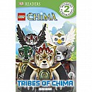 DK Readers L2: LEGO Legends of Chima: Tribes of Chima