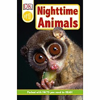 DK Nighttime Animals Readers Book L1