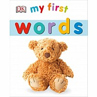 DK My First Words Board Book