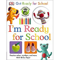Bip, Bop, and Boo Skills for Starting School: I'm Ready for School