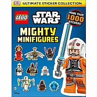 Star Wars Mighty Minifigures Stickers