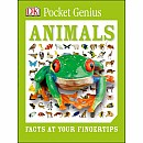 Pocket Genius: Animals: Facts at Your Fingertips