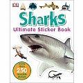 Ultimate Sticker Book: Sharks: More Than 250 Reusable Stickers
