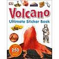Ultimate Sticker Book: Volcano: More Than 250 Reusable Stickers