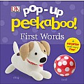 Pop-Up Peekaboo: First Words