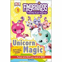 DK Readers Level 1: Fingerlings: Unicorn Magic