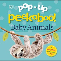 Pop-Up Peekaboo! Baby Animals