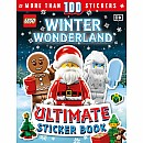 LEGO Winter Wonderland Ultimate Sticker Book: With More than 100 Festive LEGO® Stickers!