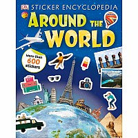 Sticker Encyclopedia Around the World